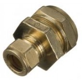 Compression - Reduced Coupler 15x10mm