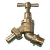 Compression - Outside Tap 15mm